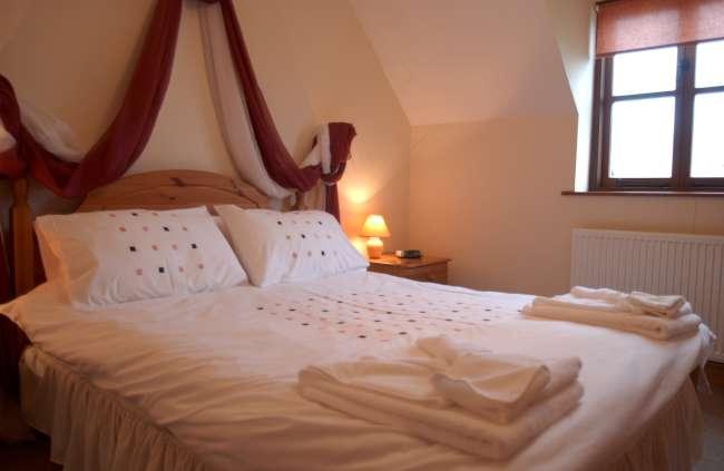 Warren double bedroom
